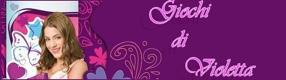 Giochi di Violetta Gratis