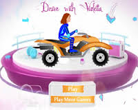 Violetta atv Adventure