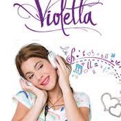 Colorare Violetta