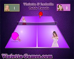 Violetta e Ludmilla ping pong
